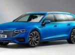 Volkswagen Passat 2023 перестанет быть седаном (фото)