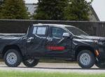 Новое поколение Chevrolet Colorado заметили на тестах (фото)