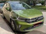Заметили новый купе-кроссовер Volkswagen Taigo (Фото)