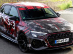 Audi впервые раскрывает детали новых RS3 Sportback и седана RS3