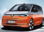 Volkswagen представил минивэн Multivan нового поколения (фото)