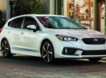 Subaru анонсировала новую Impreza (фото)