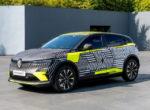 Renault показала предсерийный версию электрического кроссовера Megane (Фото)