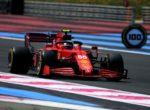 Сайнс: Ferrari просто ужасно не хватало скорости