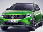Volkswagen выпустил новый купе-кроссовер на базе Polo (Фото)