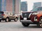 Nissan обновила большой рамный внедорожник Terra (Фото)