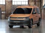 Volkswagen выпустил внедорожную версию нового Caddy (Фото)