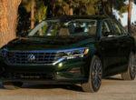 Volkswagen представил прощальную версию седана Passat (фото)