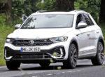 Volkswagen вывел на тесты обновленные T-Roc и T-Roc R-line