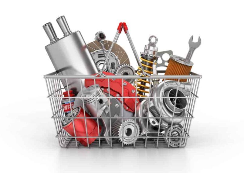 Магазин автозапчастей и расходных материалов в Севастополе