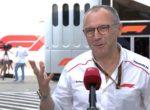 Доменикали: Спринт положительно восприняли как пилоты, так и фанаты