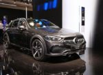 Бренд Mercedes-Benz представил новый универсал C-Class (Фото)