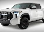 Toyota назвала дату премьеры нового поколения пикапа Tundra (Фото)