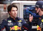 Перес: Уже давно знал о новом контракте с Red Bull