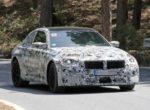 Новый BMW M2 заметили во время тестов (фото)