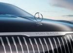 Daimler представил электрический внедорожник Mercedes-Maybach EQS (Фото)