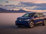 Компания Volkswagen представила полноприводный ID.4 (Фото)