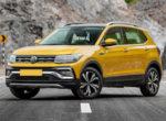 Кроссовер Volkswagen Taigun выходит на рынок (фото)