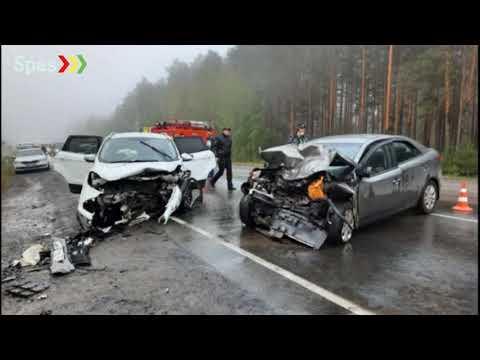Смотри ДТП в Тюменской области. За неделю до своего юбилея  лишился жизни водитель иномарки.