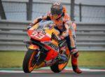 MotoGP. Маркес выиграл Гран При Эмилии-Романьи