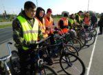 Дорожные практикумы по велобезопасности в осенний период проводятся в тюменских сельских поселениях