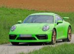 Porsche вывела на тесты впечатляющий прототип (ФОТО)