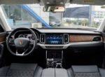 Китайский внедорожник на базе Toyota Crown затмил BMW X5 (Фото)